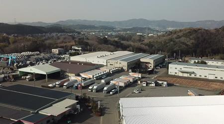 和歌山事業所外観写真