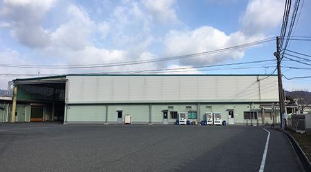 姫路事業所(神崎倉庫)外観写真